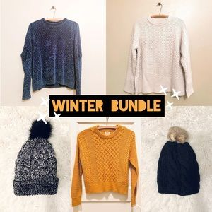 5 Piece Winter Bundle